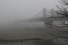 霧のあるとき