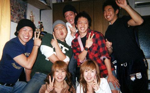 福壽 亨さんとお友達