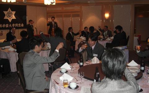 同窓会北陸支部設立総会・懇親会を開催!