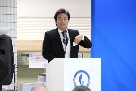 司会:竹内博士常任理事