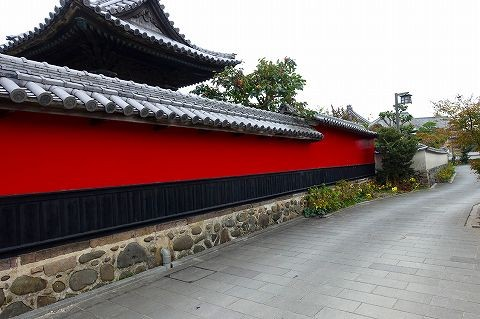 002合元寺の赤壁
