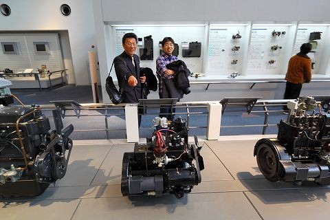 トヨタ産業技術記念館 車