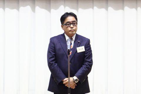 中村正孝同窓会長