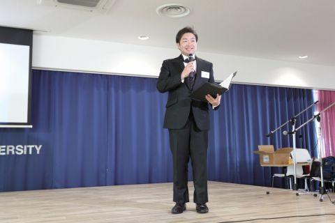 京都学園大学同窓会京都支部設立総会・懇親会