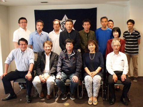 四国支部 第8回 支部総会 集合写真