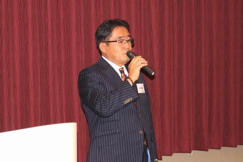 京都学園大学同窓会 中村正孝会長