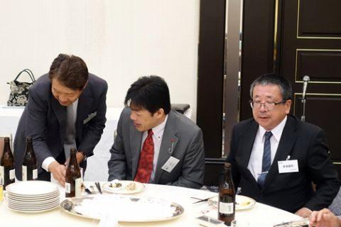 京都学園大学同窓会 第10回 中国支部 懇親会
