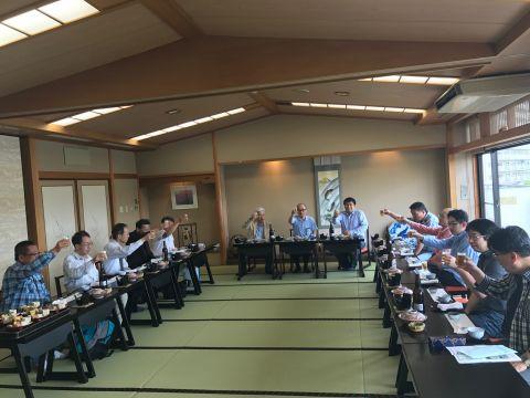 滋賀県支部総会